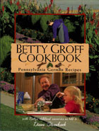 Betty Groff Cookbook cover